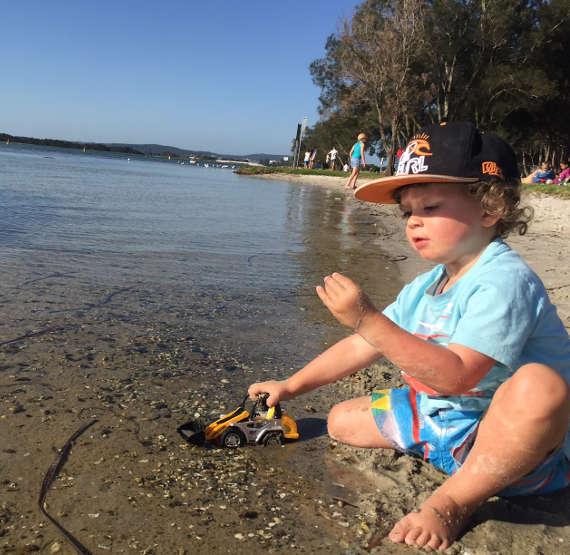 Summer at Swansea Lake Macquarie Holiday Parks1