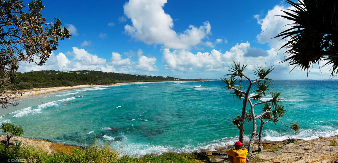Cylinder Beach Camping Ground, Stradbroke Island