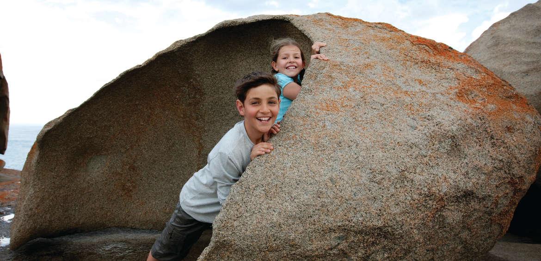 Remarkable Rocks, Kangaroo Island, Australia, Family-friendly