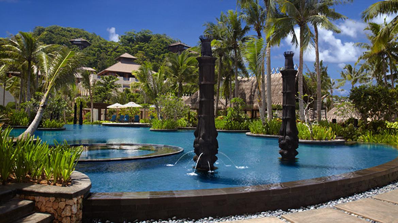 Shangri La Boracay Philippines family resorts