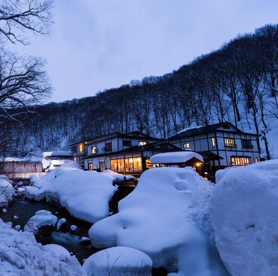 Onsen Japan hot springs
