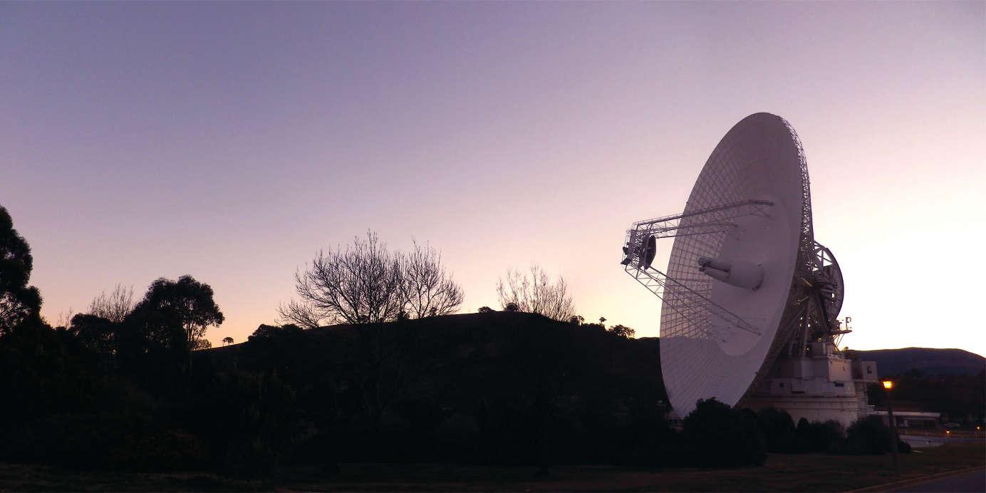 Best stargazing: Canberra Deep Space Communication Complex
