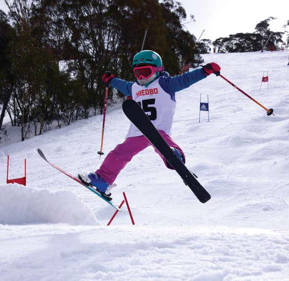 Jono Brauer: ski kids