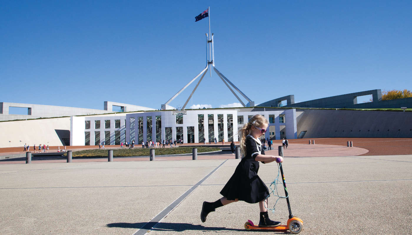 Best of Canberra for kids