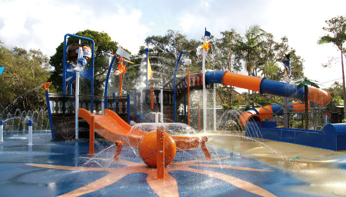 Caravan parks with water parks: Discovery Parks Byron Bay