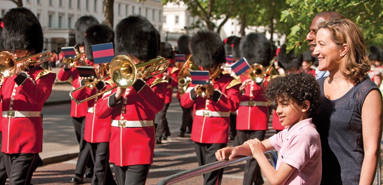 Britain family tour