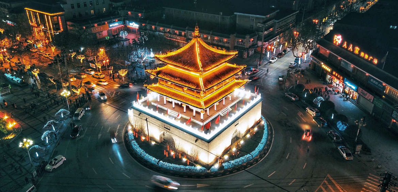 China; getting around
