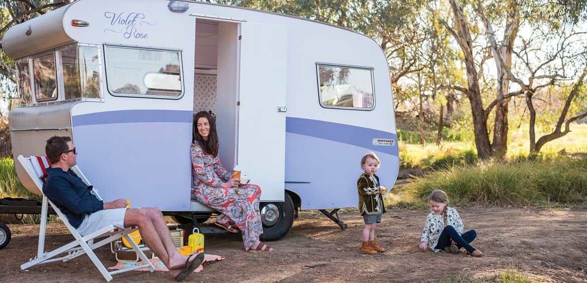Camping in Parkes