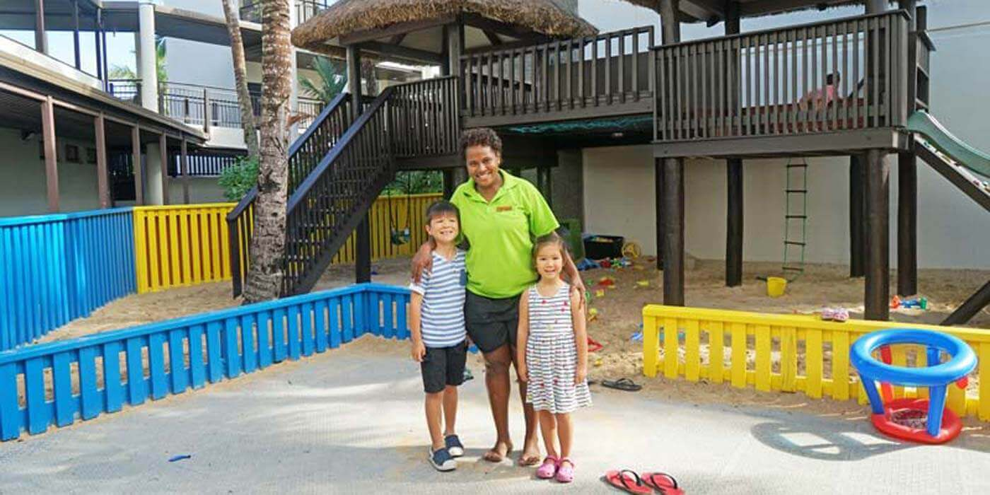 Radisson Blu Resort Fiji kids club