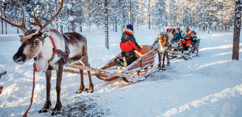 Finland family tour