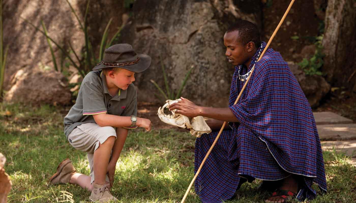 Four Seasons Serengeti © Richard Waite