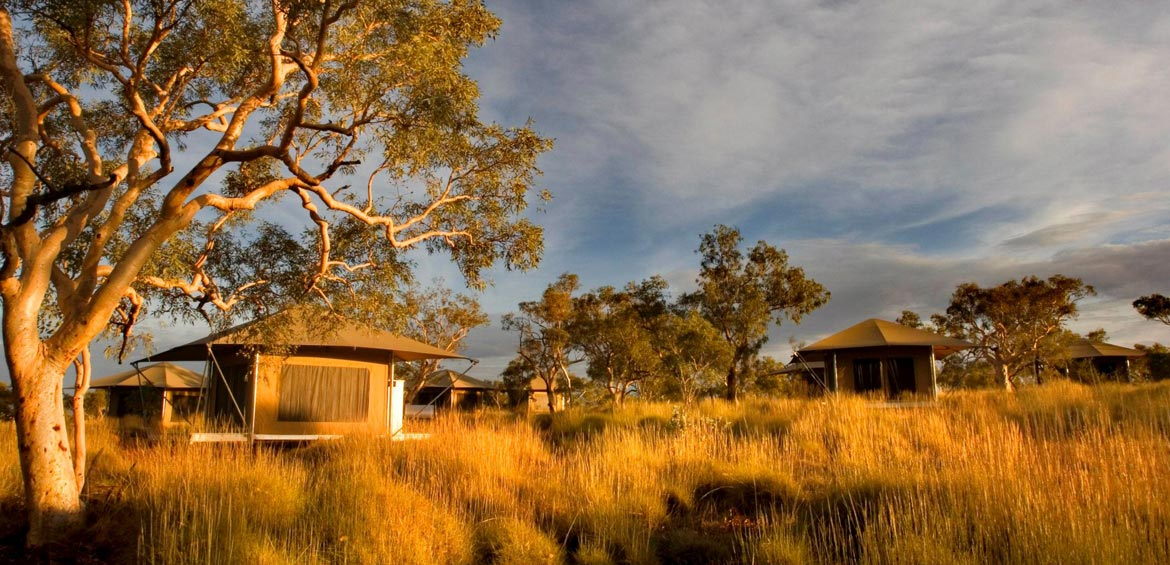 Glamping at Karijini Eco Retreat