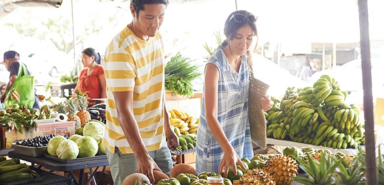 Hilo Farmers Markets