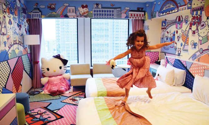 Japan Hello Kitty hotel