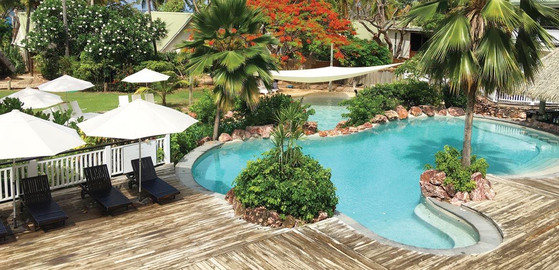 Malolo Island Resort pool