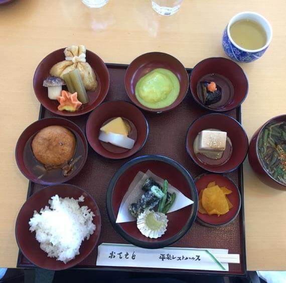 Meal in Tohoku