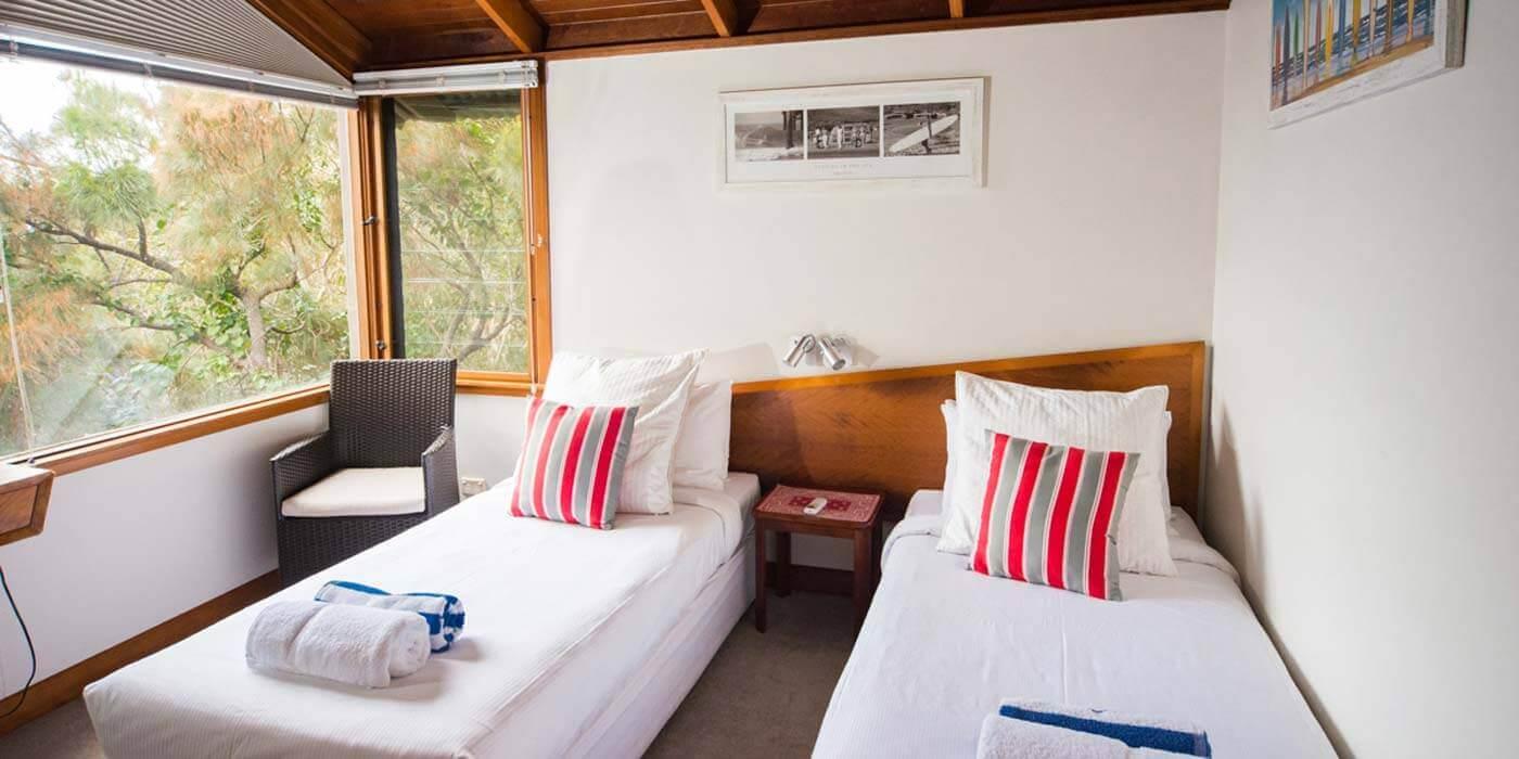 Byron Oasis Resort bedroom