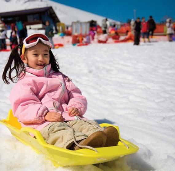 Snow Twon Yeti