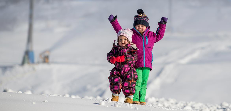 Snow fun at Perisher