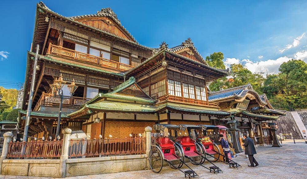 Spirited Away, Japan