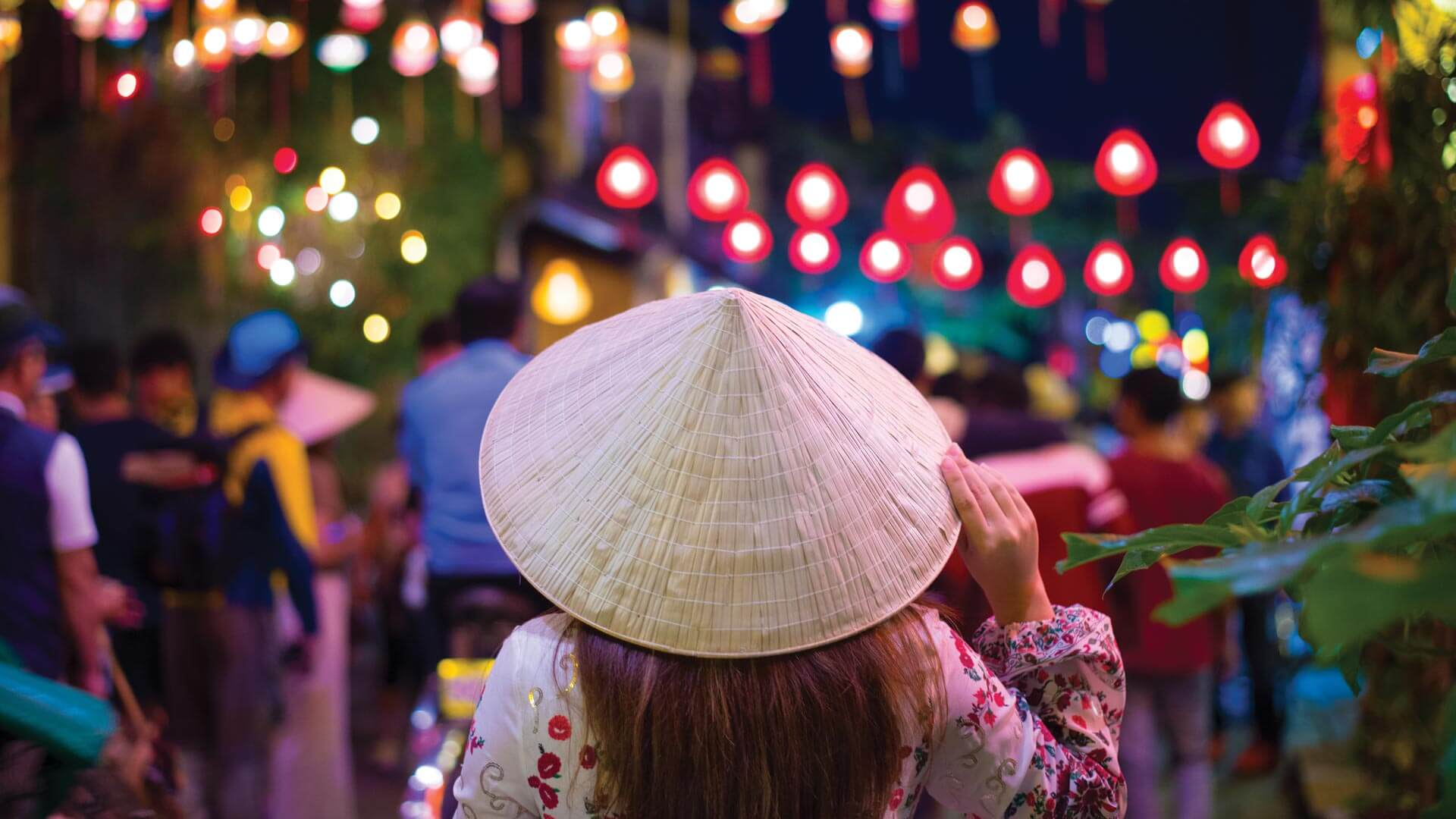 Vietnam lights