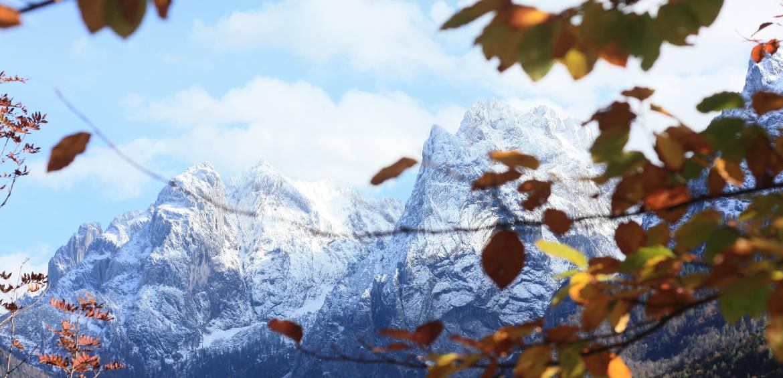 Austria mountainside