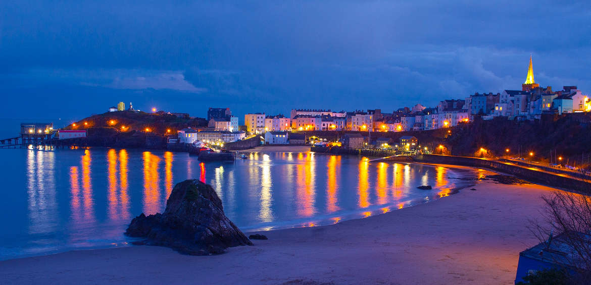 Tenby Harbour Europe