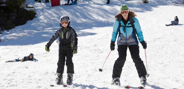 Mt Baw Baw skiing