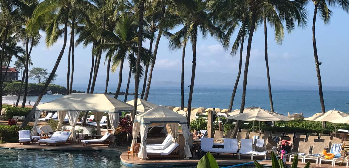 Grand Wailea, Maui is magnificent for families