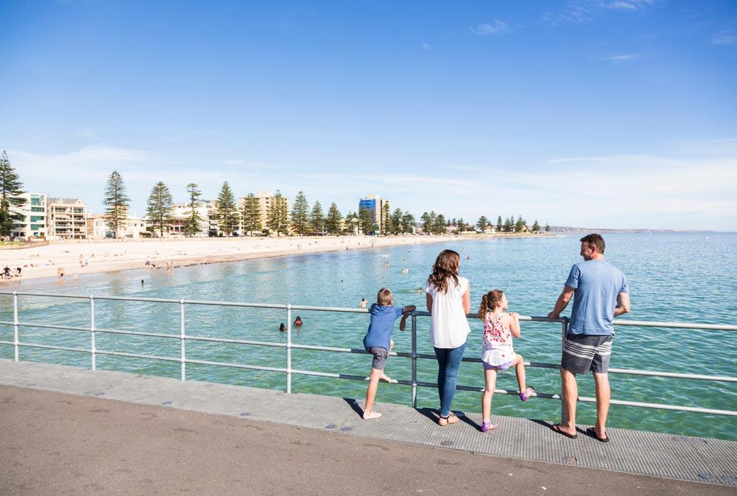Glenelg Beach Adelaide things to do
