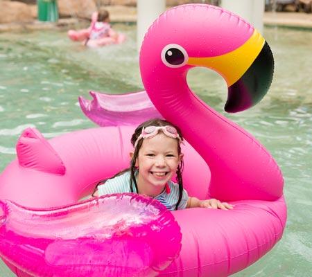 Ashmore Palms Resort pool