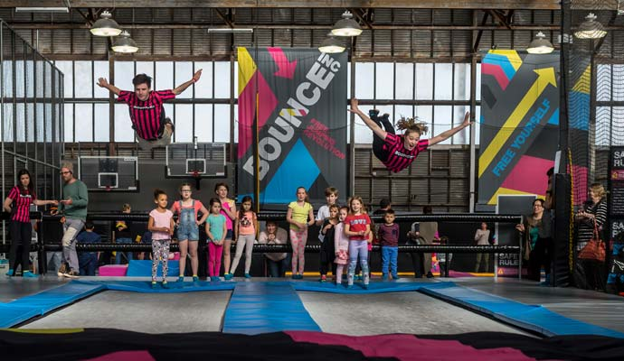 Bounce Inc Adelaide South Australia