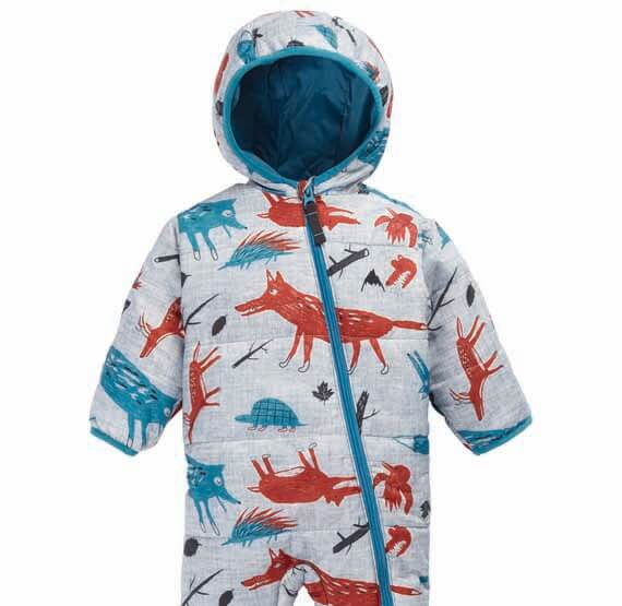 Burton Kids'Infant Buddy Bunting Suit, kids snow gear