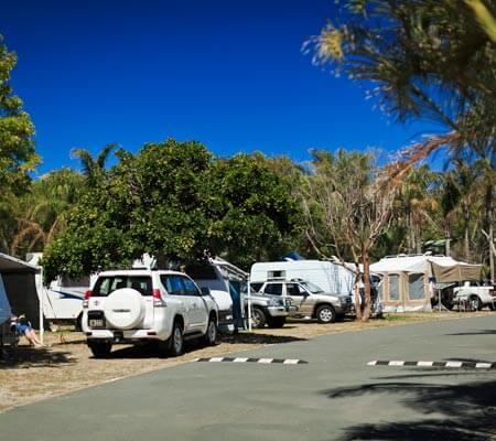 Caravan & Camping Sites