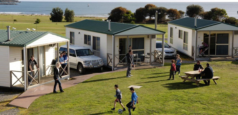 Discovery Holiday Parks Devonport, Tasmania