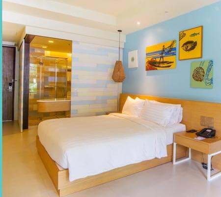 Family Suite at Holiday In Resort Krabi Ao Nang Beach