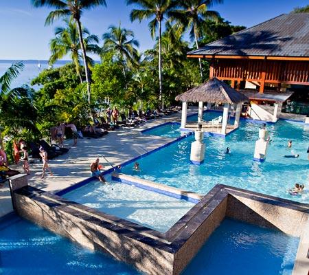 Fitzroy Island Resort pool