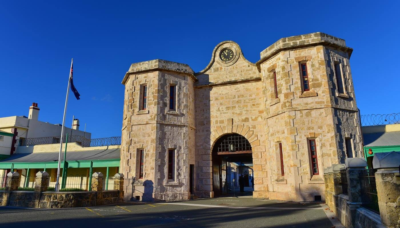 Fremantle Prison, things to do Perth
