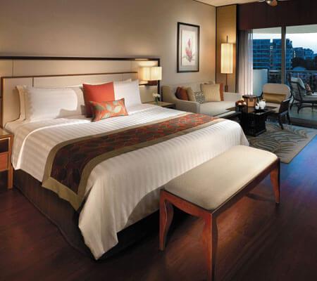 Shangri-La's Rasa Sentosa Resort & Spa, Singapore
