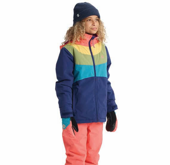 Girls' Burton Hart Jacket, kids snow gear