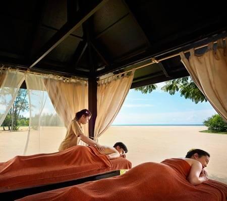 Massages at Shangri-La's Rasa Ria Resort & Spa