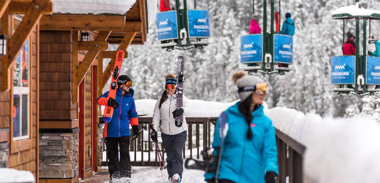 Canada ski resorts: Panorama Mountain Resort