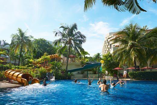 PARKROYAL Penang childrens pool