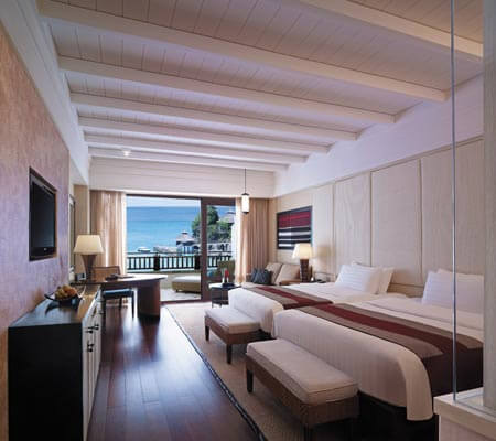 Premier Family Seaview Suite