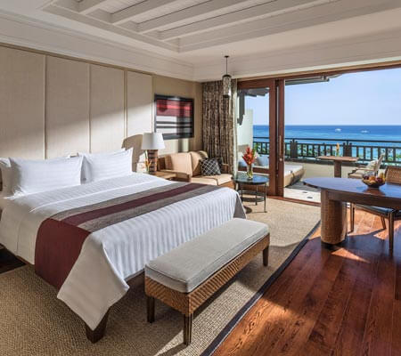 Premier Seaview Room