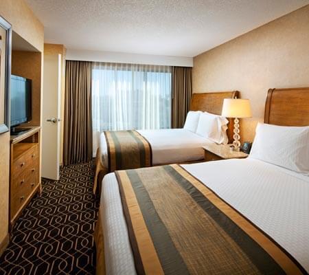 Queen One Bedroom Suite
