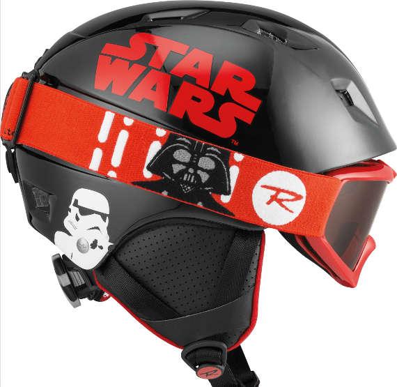 Rossignol Star Wars Helmet kids snow gear