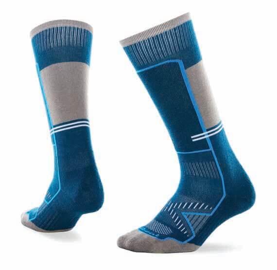 Le bent Little Feet Kids Snow Socks, kids snow gear