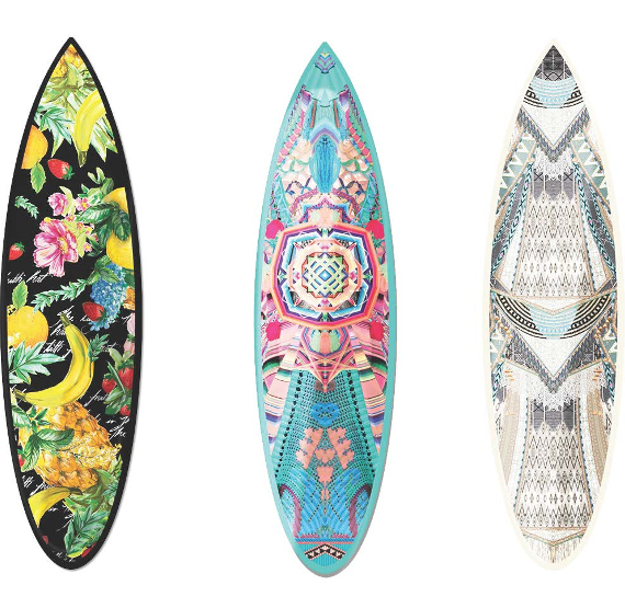 Surfboards by CAMILLA