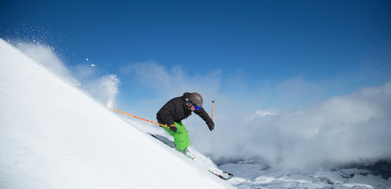 Ski Turoa New Zealand